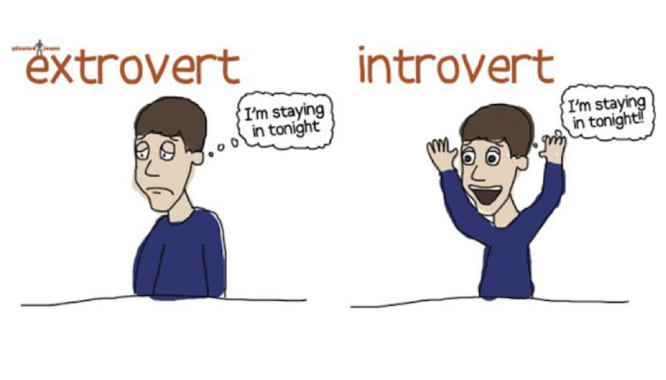 """""""Can I go home now?"""" Networking Tips for Introverts"""