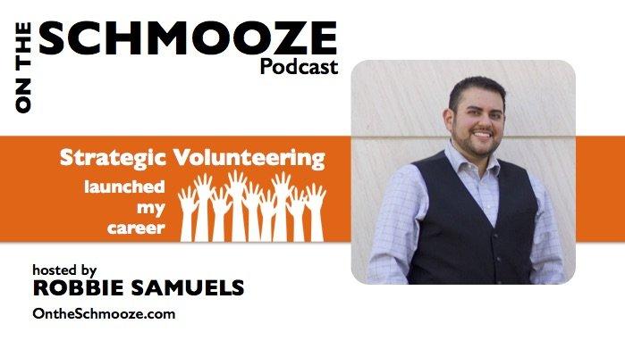 OTS 026: Strategic volunteering launched my career