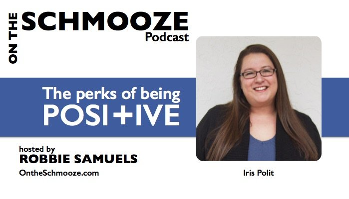 OTS 027: The Perks of Being Positive – Iris Polit
