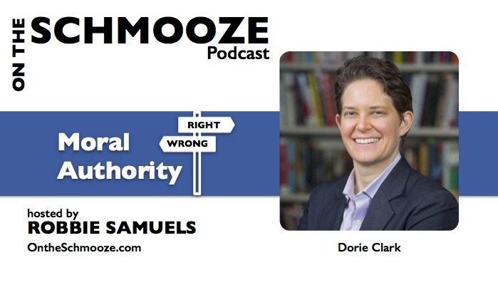 OTS 031: Moral Authority – Dorie Clark