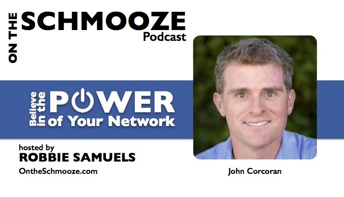 OTS 033: Believe in the Power of Your Network – John Corcoran