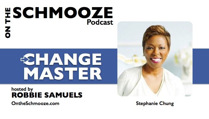 Change Master Stephanie Chung
