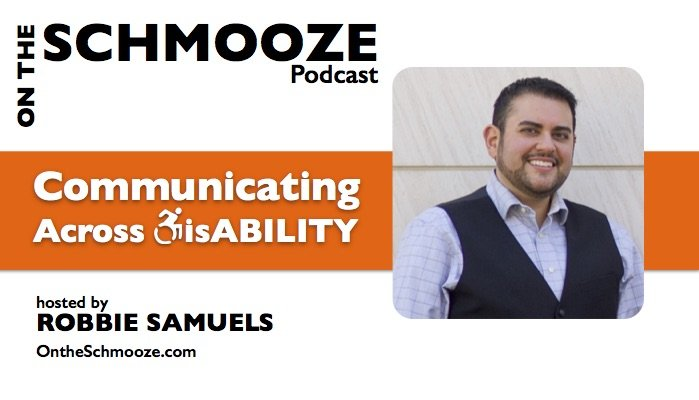 OTS 044: Communicating Across Disability – Robbie Samuels