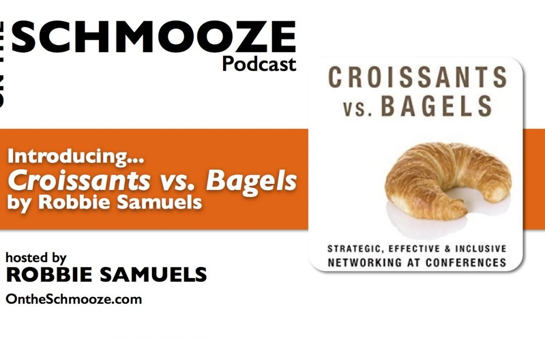 "OTS 055: Introducing… ""Croissants vs Bagels"" by Robbie Samuels"
