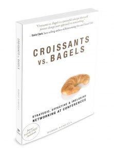 Croissants vs Bagel book cover