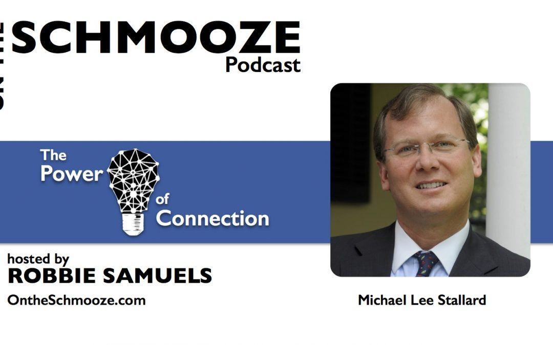 OTS 111: The Power of Connection – Michael Lee Stallard