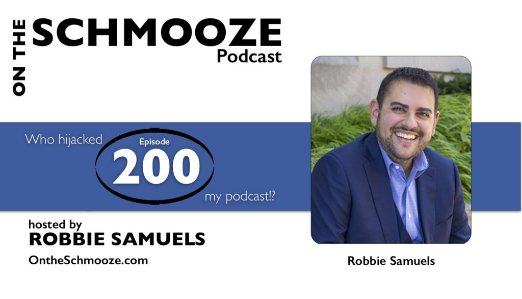 OTS 200: Who Hijacked My Podcast!? – Robbie Samuels