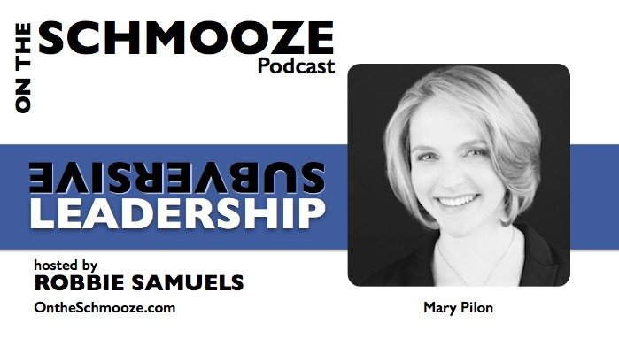 OTS 043: Subversive Leadership – Mary Pilon