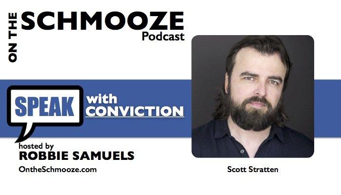 OTS 045: Speak with Conviction – Scott Stratten