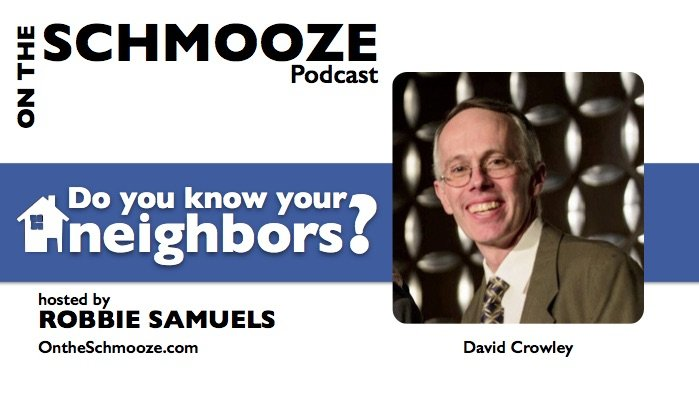 OTS 049: Do you know your neighbors? – David Crowley
