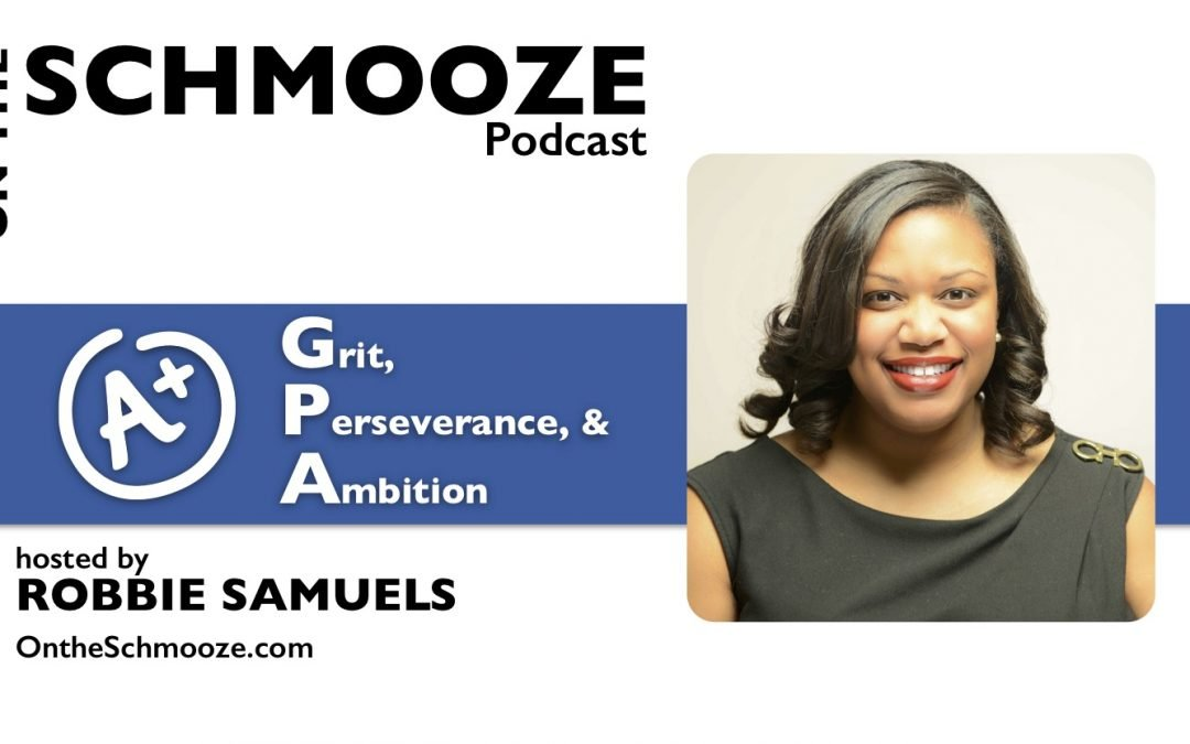 OTS 116: Grit, Perseverance, & Ambition [GPA] – Melissa James