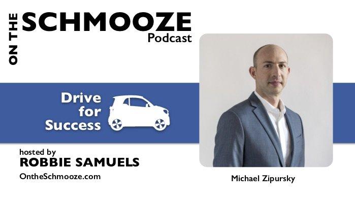OTS 117: Drive for Success – Michael Zipursky