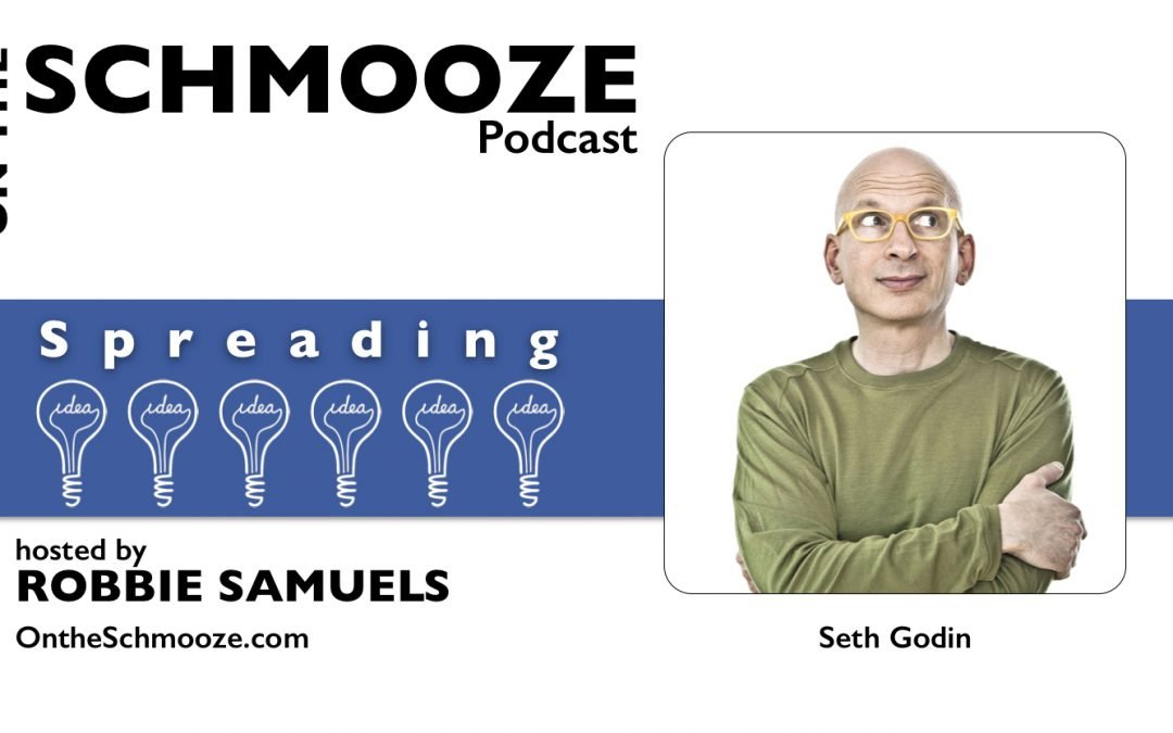 OTS 120: Spreading Ideas – Seth Godin