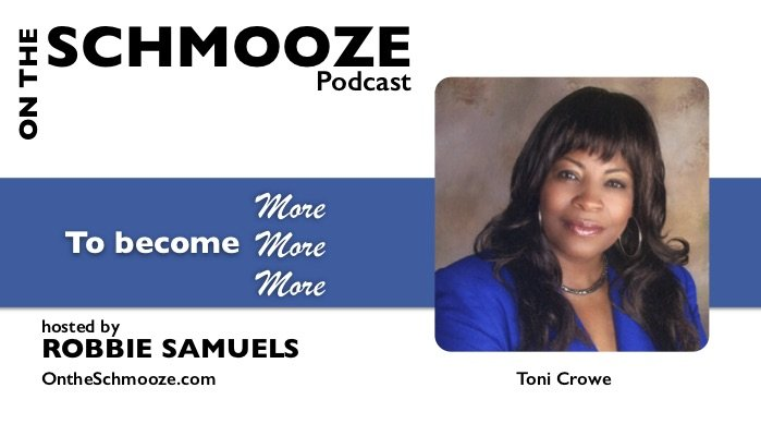 OTS 121: To Become More – Toni Crowe
