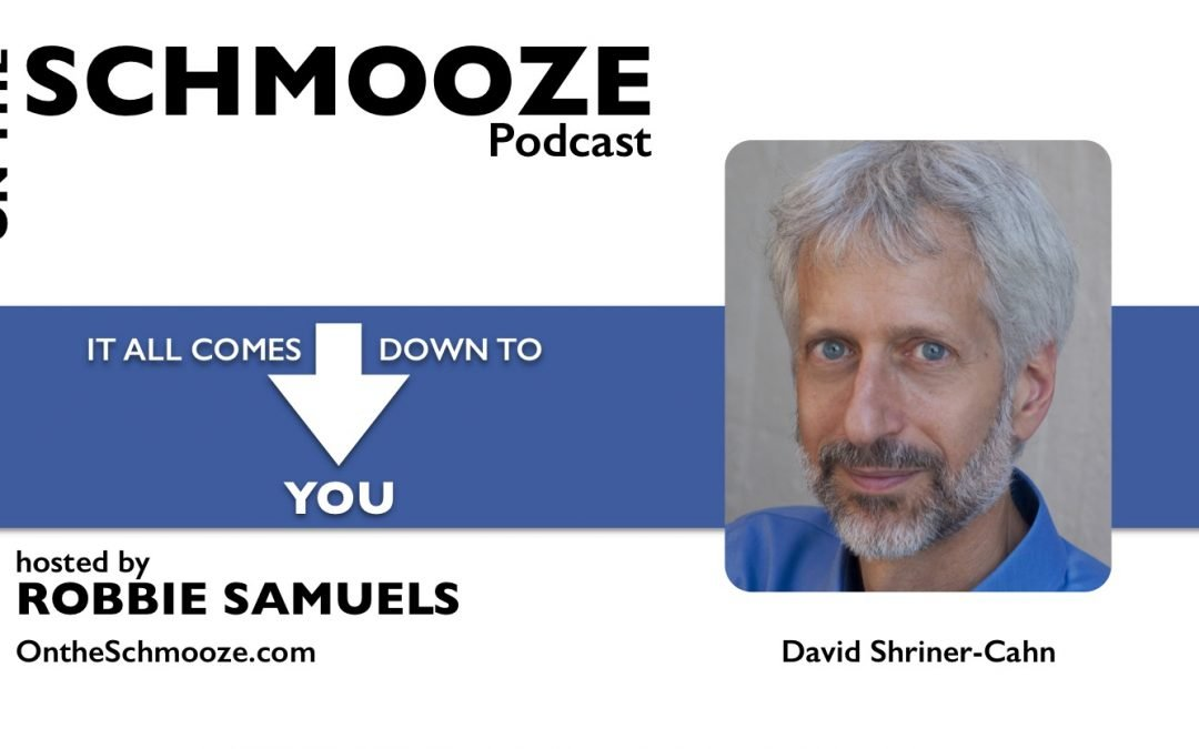 OTS 143: It Comes Down To You – David Shriner-Cahn