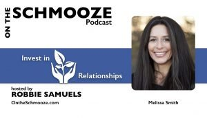 OTS Encore 150: Investing in Relationships - Melissa Smith