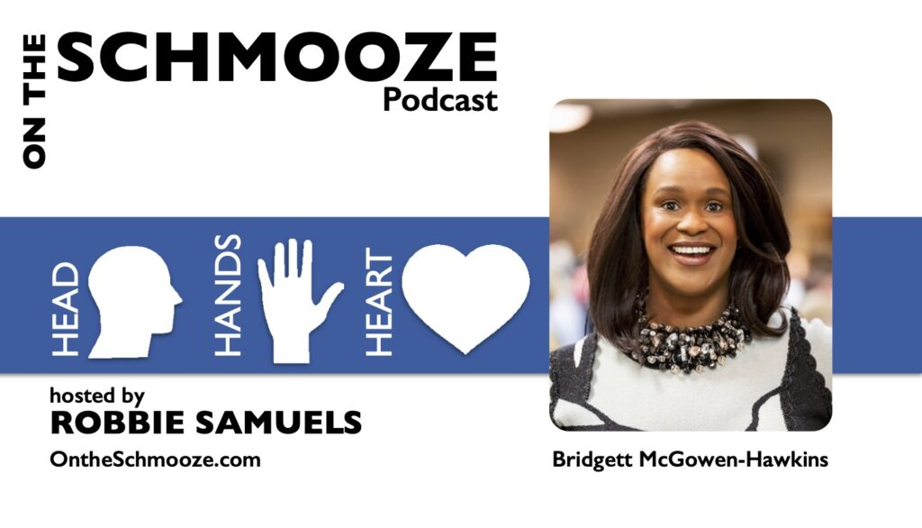 OTS 238: Head, Hands, and Heart – Bridgett McGowen-Hawkins