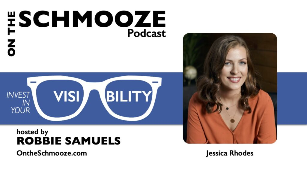 OTS 240: Invest in Your Visibility – Jessica Rhodes