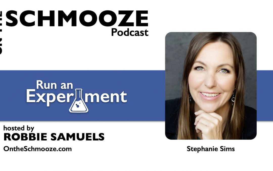 OTS 243: Run an Experiment – Stephanie Sims