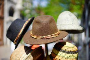 I wear a lot of hats.