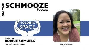 OTS 247- Holding Space - Mary Williams
