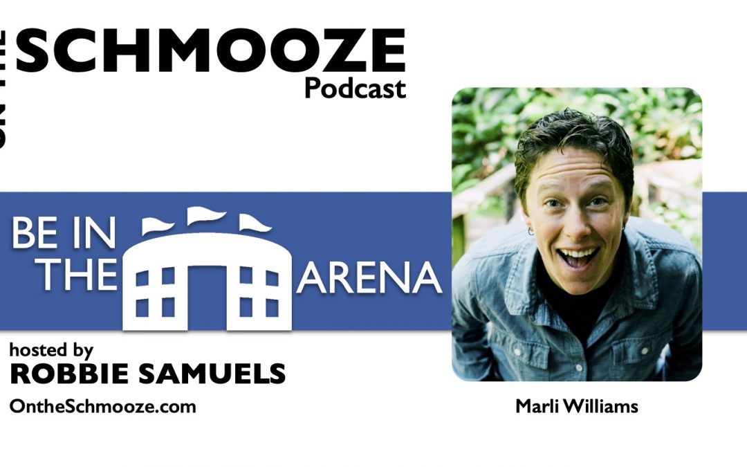 OTS 249: Be in the Arena – Marli Williams
