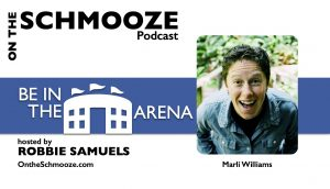 OTS 249- Be in the Arena - Marli Williams