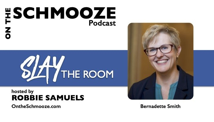 OTS 252: Slay the Room – Bernadette Smith